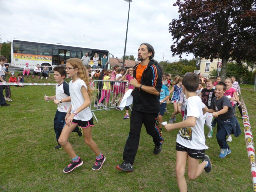 Sport scolaire, solidarité et générosité