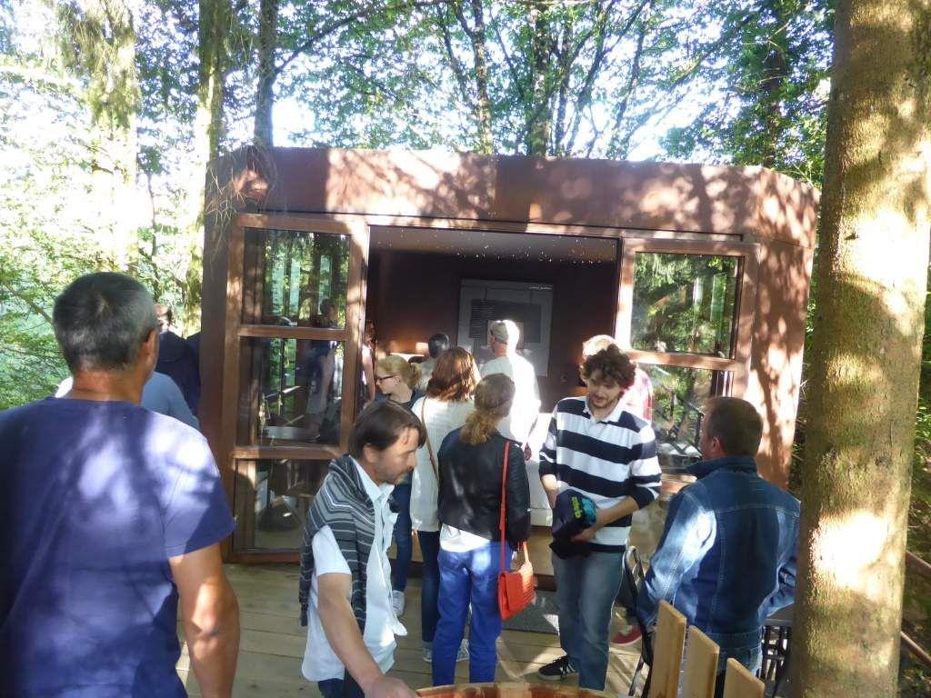 Deux nouvelles cabanes à rêver à La Jarousse