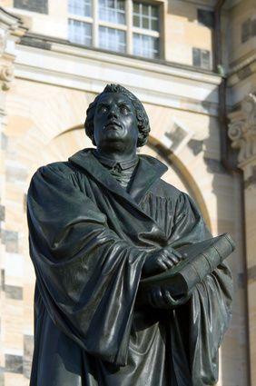 Luther à l'écoute du texte Biblique: la justification par la foi