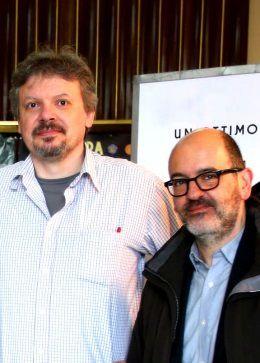Andrea Valente e Carlo Carzan