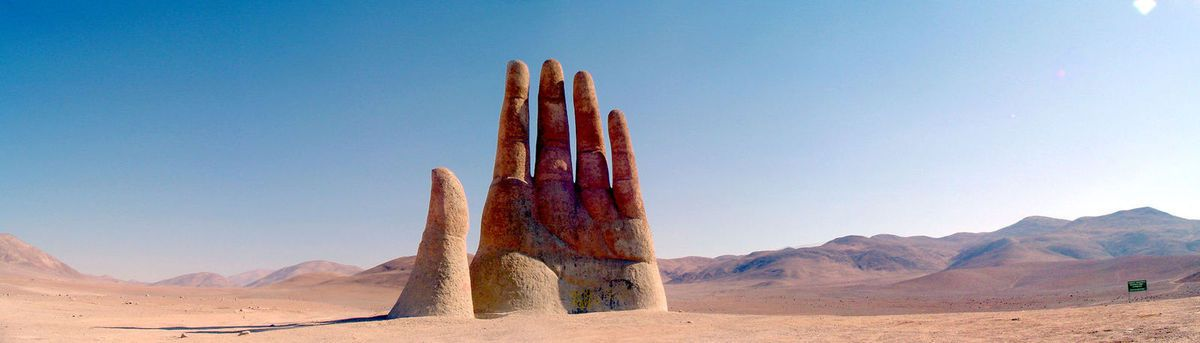 La Mano di Atacama