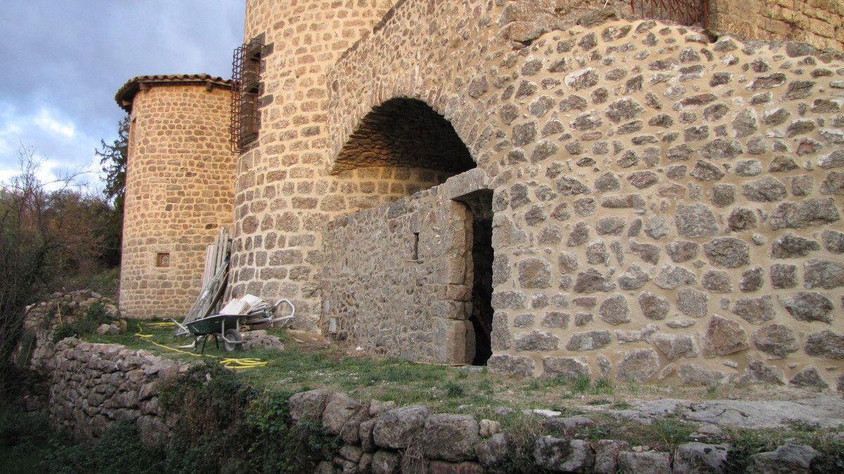 Stage pierre sèche avec les Maisons Paysannes de France