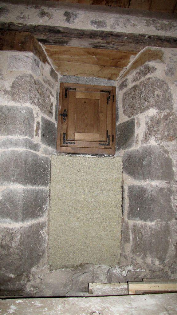 Mur pierre sèche, coup de pouce des scouts de Genas...