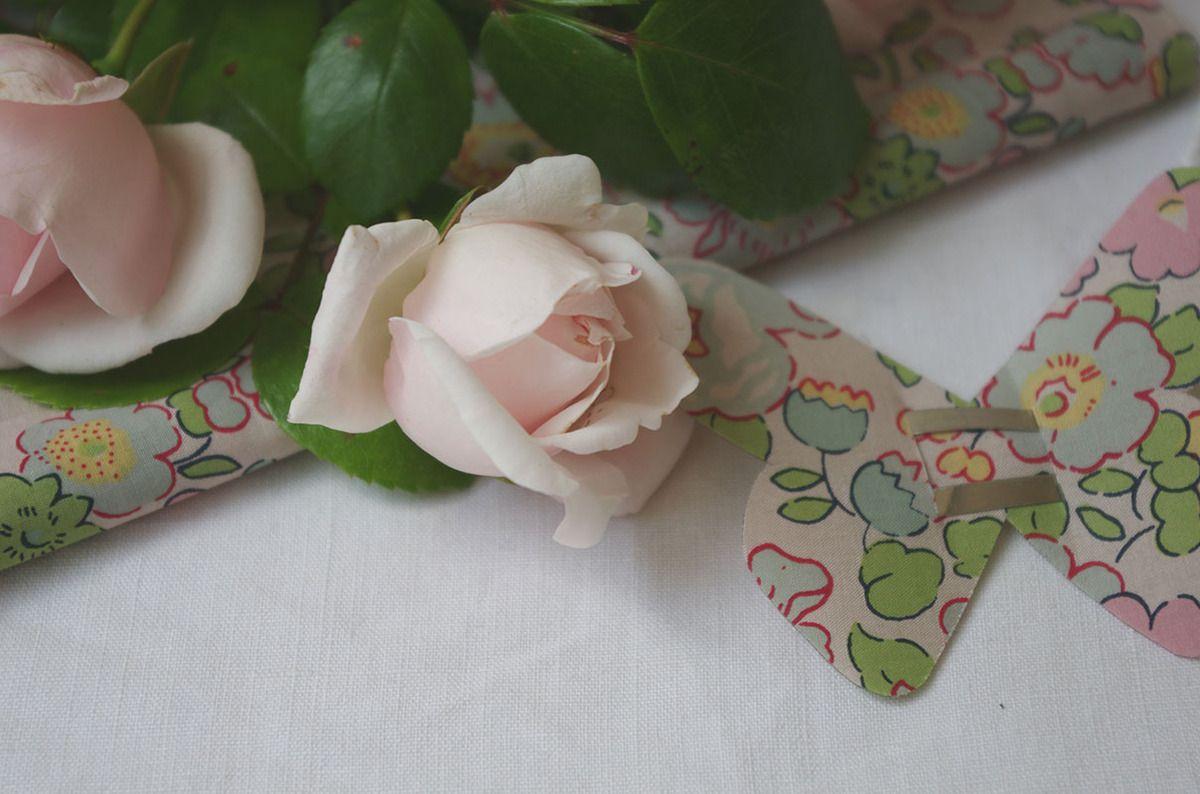pistache à la rose