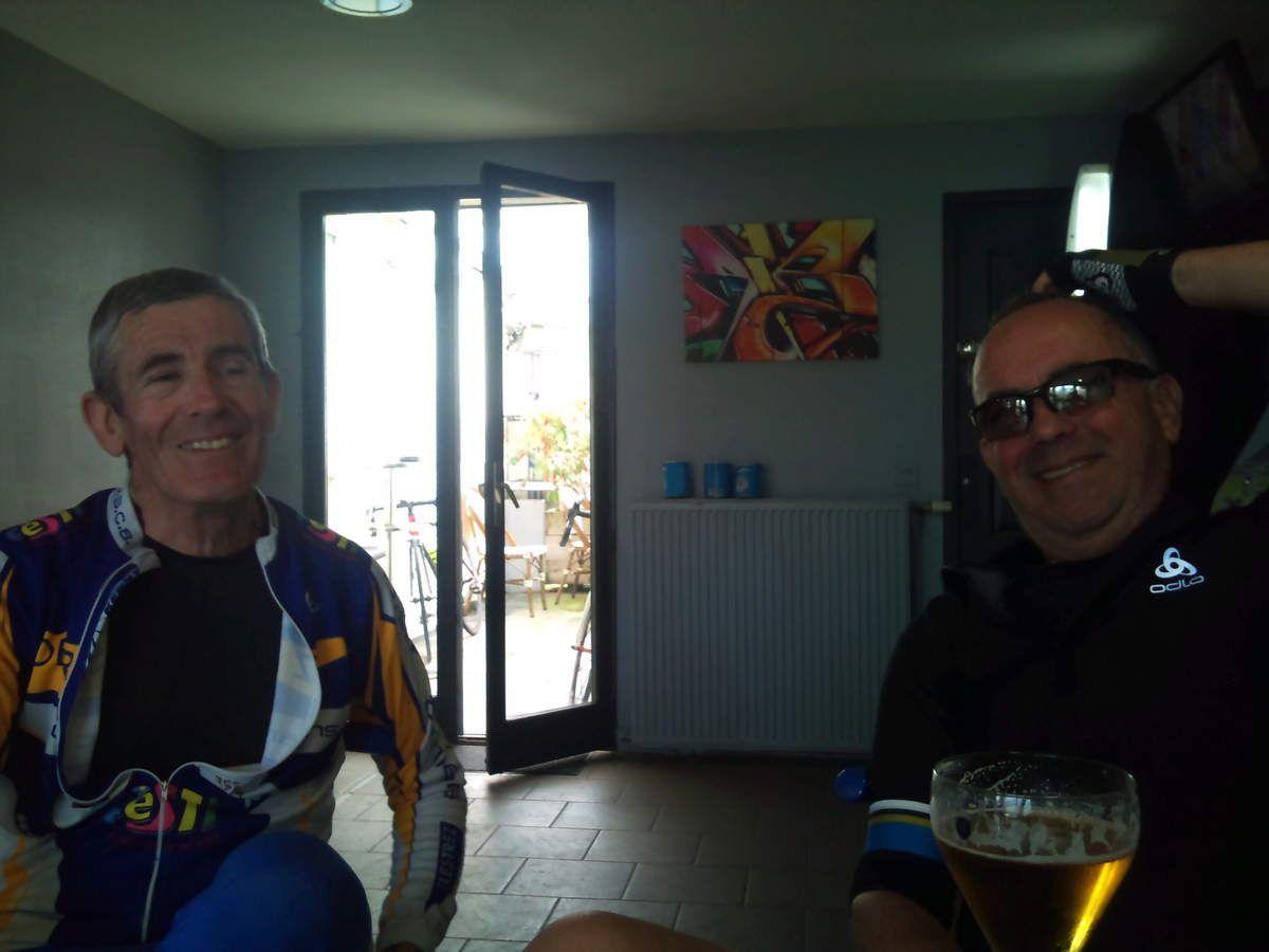 GERBEROY 28 mars 160km