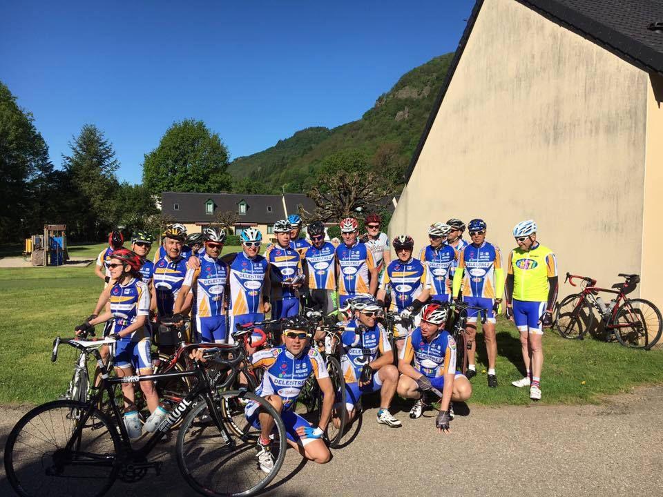 Mes trois jours avec l'USCA dans le Cantal:                 Jour 1: jeudi 25