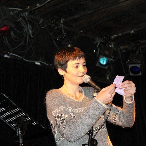 Edith AZAM - Maguelone VIDAL le 27 avril