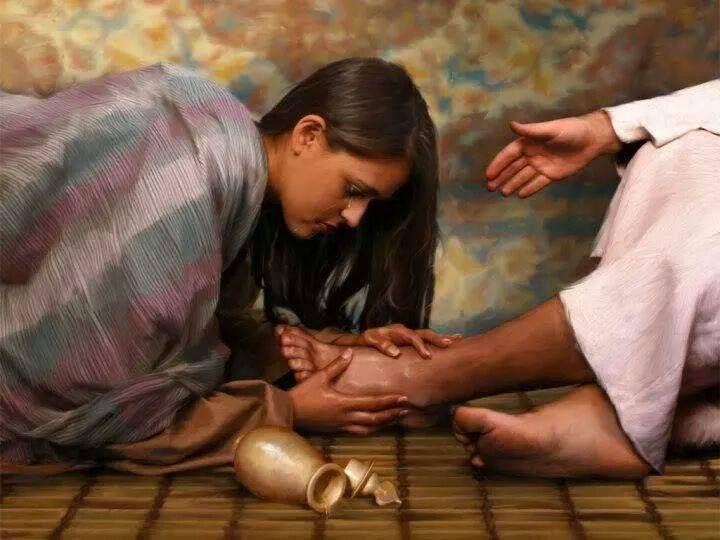 20 MARS :  SEMAINE SAINTE :  Lundi de la semaine de la Passion .  Texte scripturaires et éléments de méditation :
