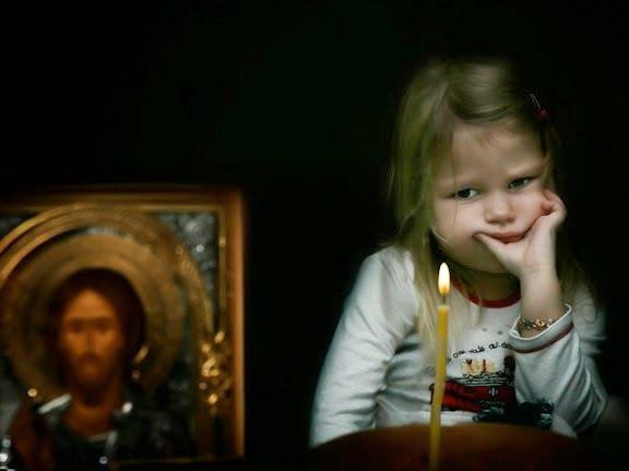 Les miracles se produisent par les prières des petits enfants (St Paissios l'Athonite)