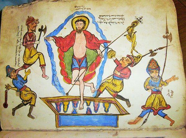 Exultet du pape Zosime (Une belle prière Pascale Occidentale)