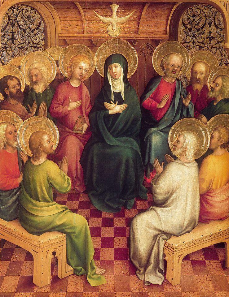 « Le Règne de Dieu est justice, paix et joie dans l'Esprit Saint »(St Césaire d'Arles)