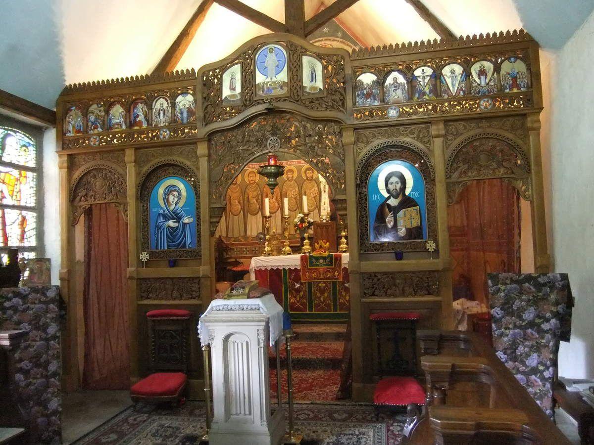 Dimanche 16 Mai 2015 Lectionnaire pour la Liturgie et éléments de méditation : Dimanche avant la Pentecôte  (« Dimanche des Moines »)
