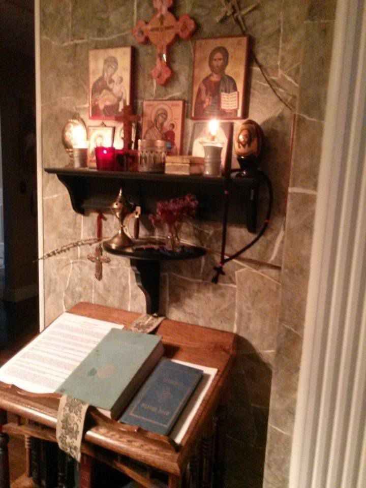 « Une lampe pour mes pas, ta parole, une lumière sur ma route » (Saint Maxime le Confesseur)