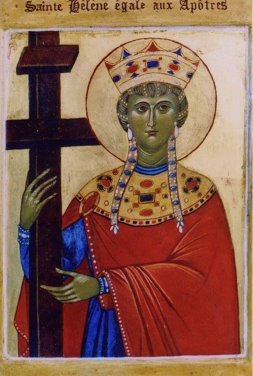 Qui est Sainte Hélène ? Présence de ces reliques à Paris.
