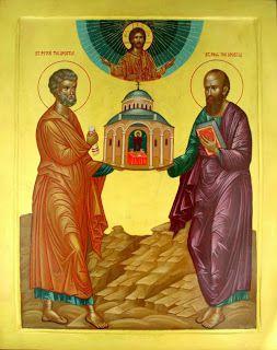 Lgoen toebaykoen fol7e d'qoeshto:  Heureux êtes-vous, O soldats de la vérité, apôtres de Jésus le Puissant. Avec le don du Paraclet , vous avez reçu la puissance. Du ciel  vous avez reçu la puissance d'où jaillit la guérison et de la vie, par elle vous avez baptisé tous les peuples au nom de la Trinité. Par les prières de Vos apôtres, Seigneur, veuillez confirmer l'Eglise; nous sauver de tout mal et répandre la paix à travers le monde afin que nous puissions vous remercier toujours.