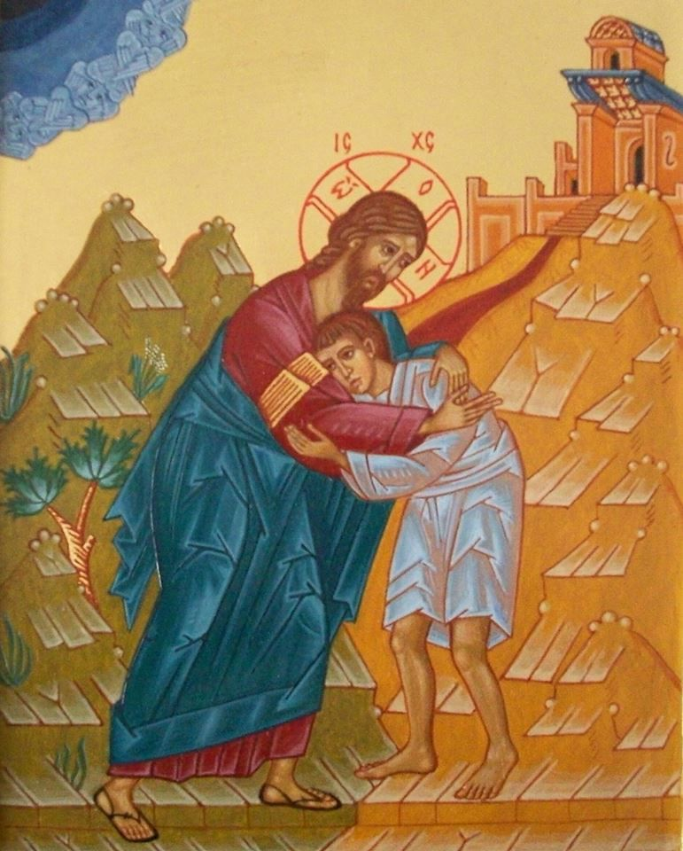 La Prière de Saint Isaac le Syrien de Ninive « Seigneur Jésus-Christ, mon Dieu, donne-moi le repentir » :   « Seigneur Jésus-Christ, mon Dieu, donne-moi le repentir, mon cœur est en peine, pour que de toute mon âme j'aille à Ta recherche, car sans Toi je suis privé de tout bien. Ô Dieu bon, donne-moi Ta grâce. Que le Père, qui dans l'éternité hors du temps T'a engendré dans son sein, renouvelle en moi les formes de Ton image. Je T'ai abandonné, ne m'abandonne pas &#x3B; je me suis éloigné de Toi, sors à ma recherche. Conduis-moi dans Ton pâturage, parmi les brebis de Ton troupeau élu. Avec elles, nourris-moi de l'herbe fraîche de Tes mystères dont ton Cœur pur est la demeure, ce Cœur qui porte en Lui la splendeur de Tes révélations, la consolation et la douceur de ceux qui se sont donné de la peine pour Toi dans les tourments et les outrages. Puissions-nous être dignes d'une telle splendeur, par Ta grâce et Ton amour de l'homme, ô Jésus-Christ, notre Sauveur, dans les siècles des siècles. Amen. »  Saint Isaac le Syrien de Ninive (vers 630-700)