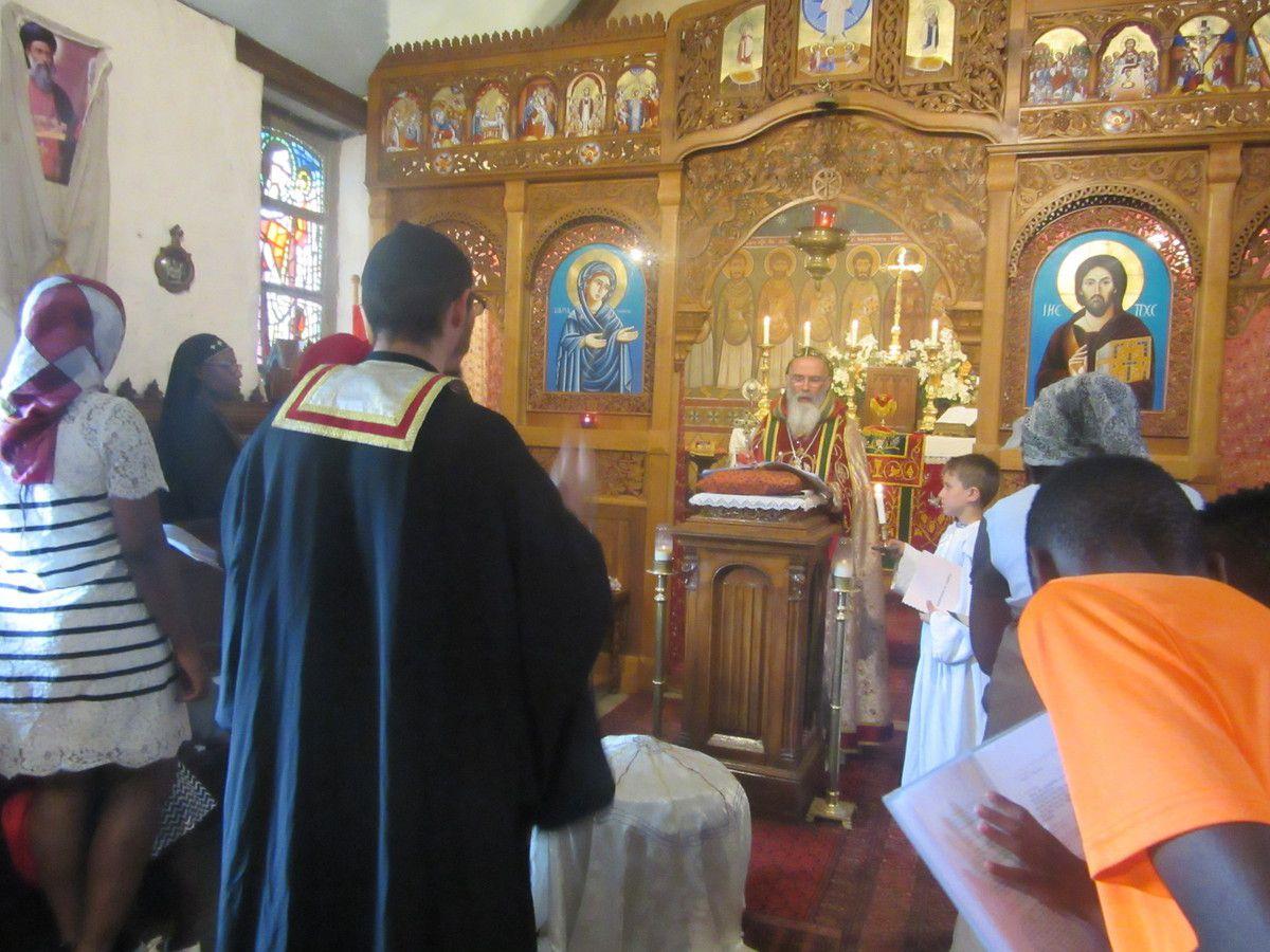 Photos souvenir des deux Baptêmes du 16-VIII-15