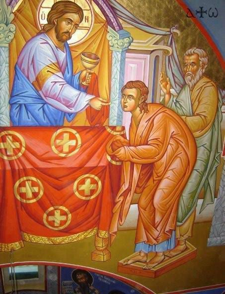 'God knows Himself and He knows the things He has created. The angelic powers, too, know God and know the things He has created. But they do not know God and the things He has created in the same way that God knows Himself and the things He has created.' (St. Maximos the Confessor)