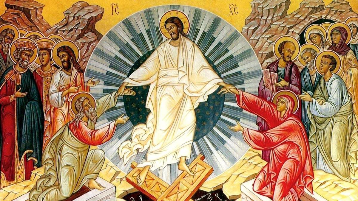 """""""We know that prayer in and of itself cannot save us, but carrying it out before God can. For when the Lord's eyes are upon us He sanctifies us, as the sun warms everything upon which it shines."""" (St. Gregory Palamas)"""