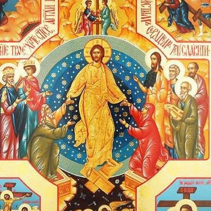 """""""Fasting and self-control are a double wall of defense and whoever lives within them enjoys great peace."""" (St. Gregory Palamas """"In the Time of Fasting and Prayer"""" (Homily 9))"""
