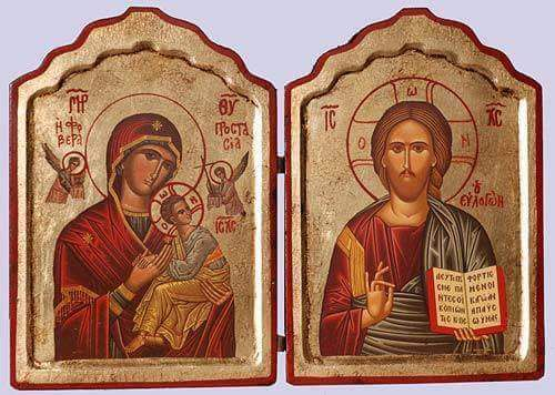 Christ is everything. It is joy. It is life. He is the light. He is the true light that makes the happy man, makes it full of happiness&#x3B; enables him to see everything and everyone&#x3B; open to all makes, makes it accessible to all, wanting everyone to Christ.  (Saint Porphyrios)