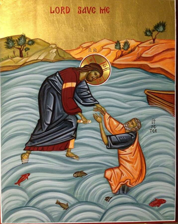 'When rain falls upon the earth, it gives life to the quality inherent in each plant: sweetness in the sweet, astringency in the astringent&#x3B; similarly, when grace falls upon the hearts of the faithful, it gives to each the energies appropriate to the different virtues without itself changing.' (St. Mark the Ascetic)