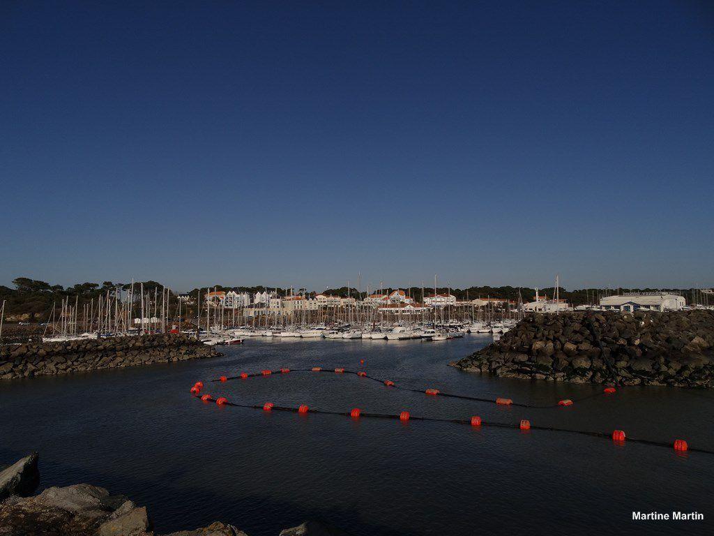 Le littoral de Talmont Saint Hilaire