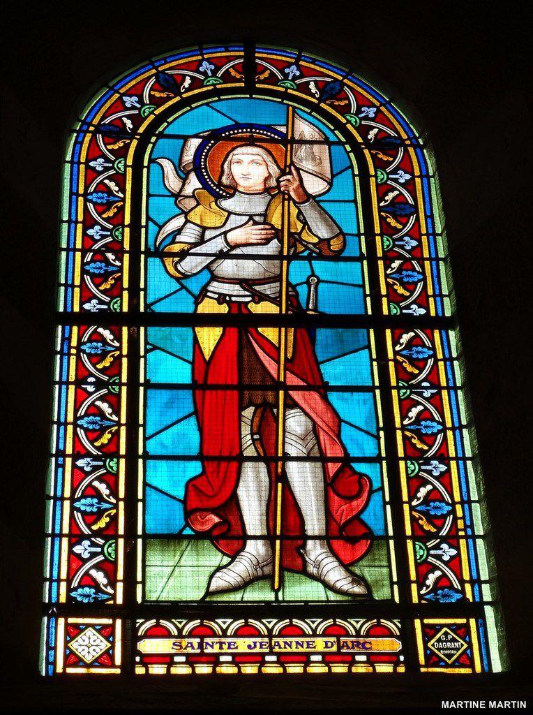 L'église Notre Dame ou Sainte Marie d'Olonne sur mer