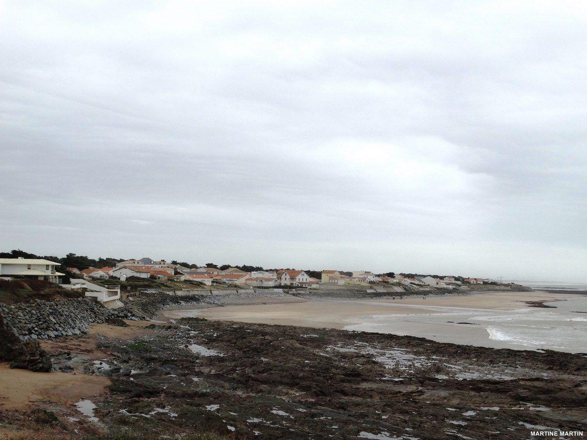 Randonnée à Bretignolles sur mer