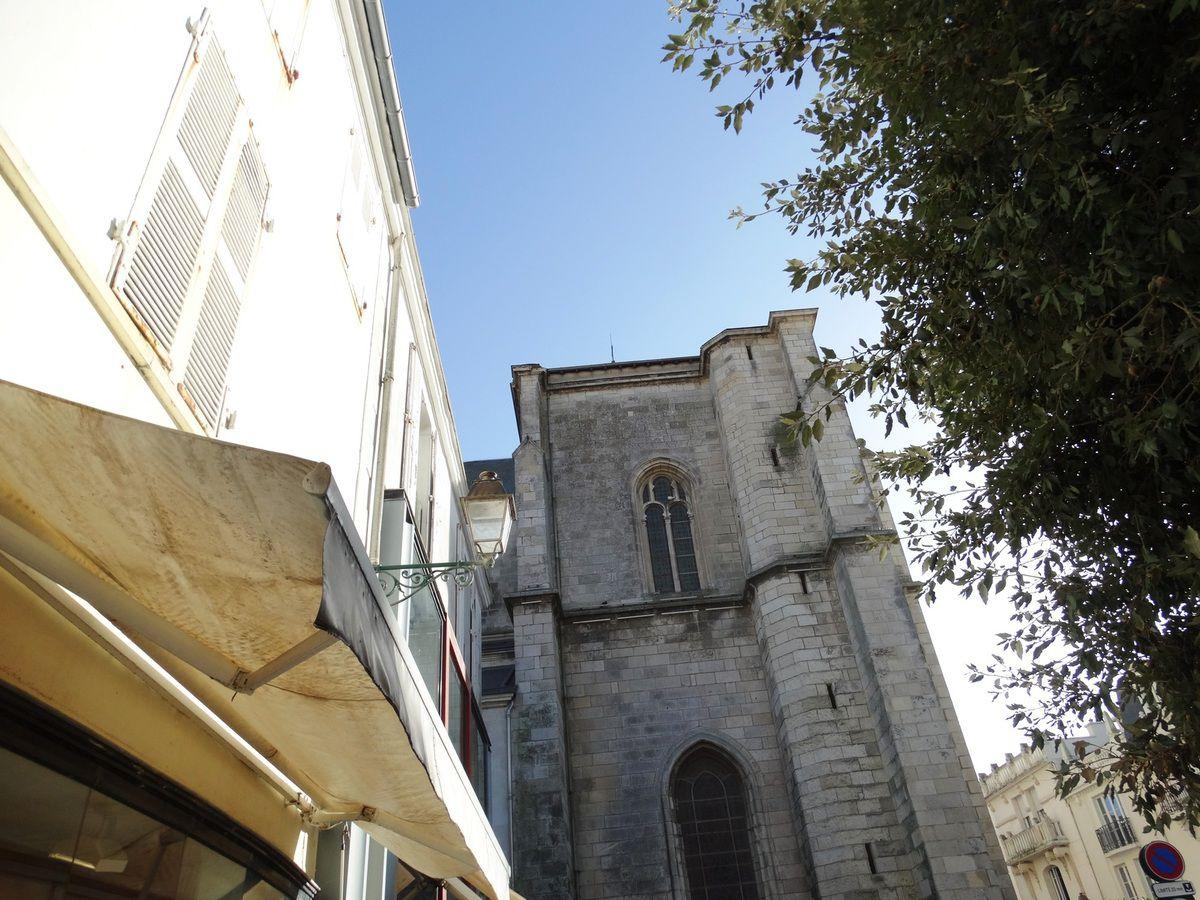 Architecture Centre des Sables d'Olonne