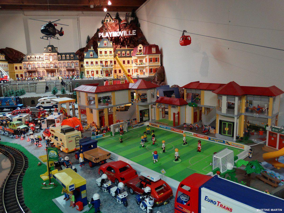 Exposition Playmobil Beaulieu sous la Roche