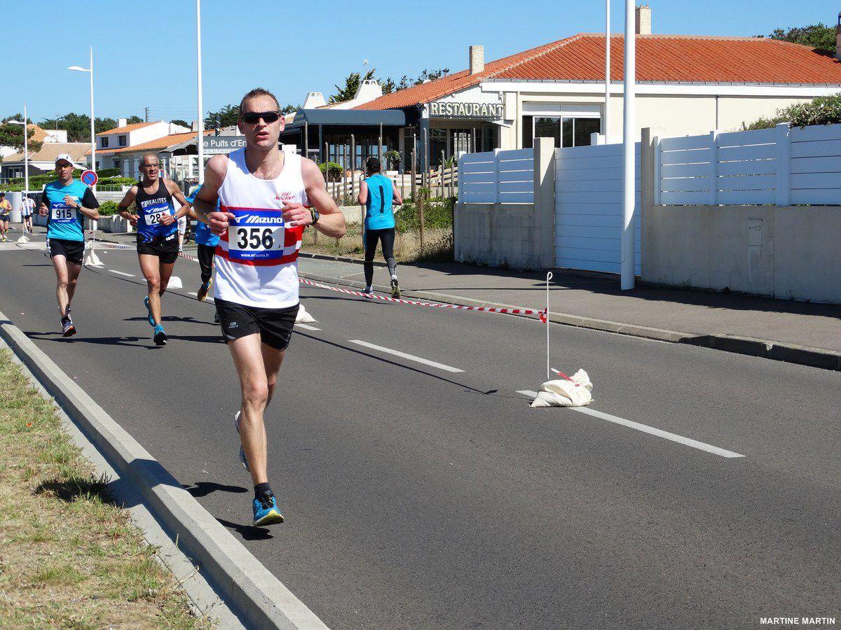 Photo du Semi marathon des olonnes 2014