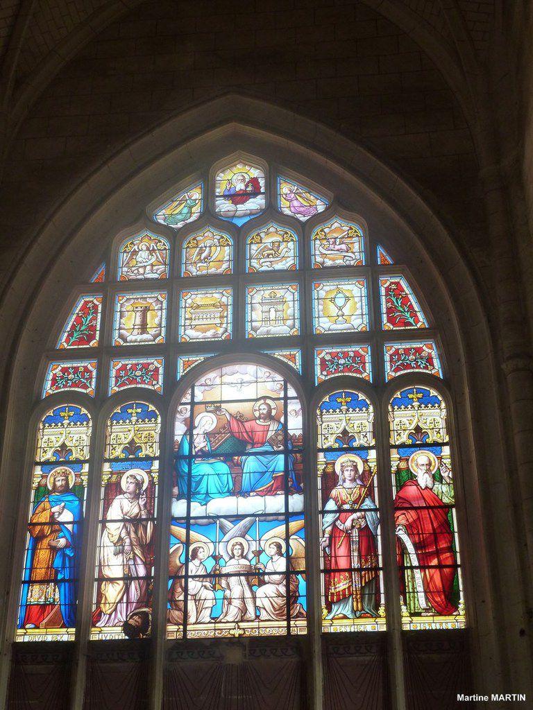 L'église Notre-Dame d'Olonne