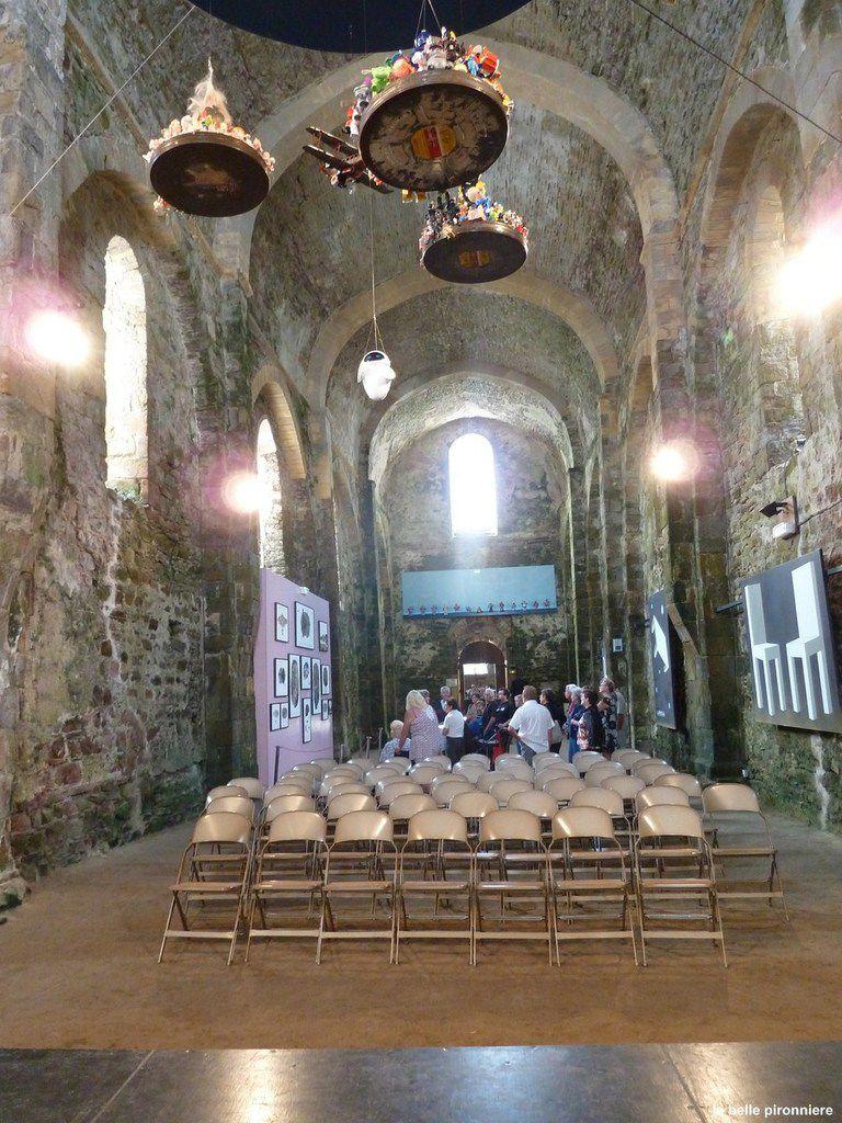 L'abbaye Saint Jean d'Orbestier au Château d'Olonne (85)