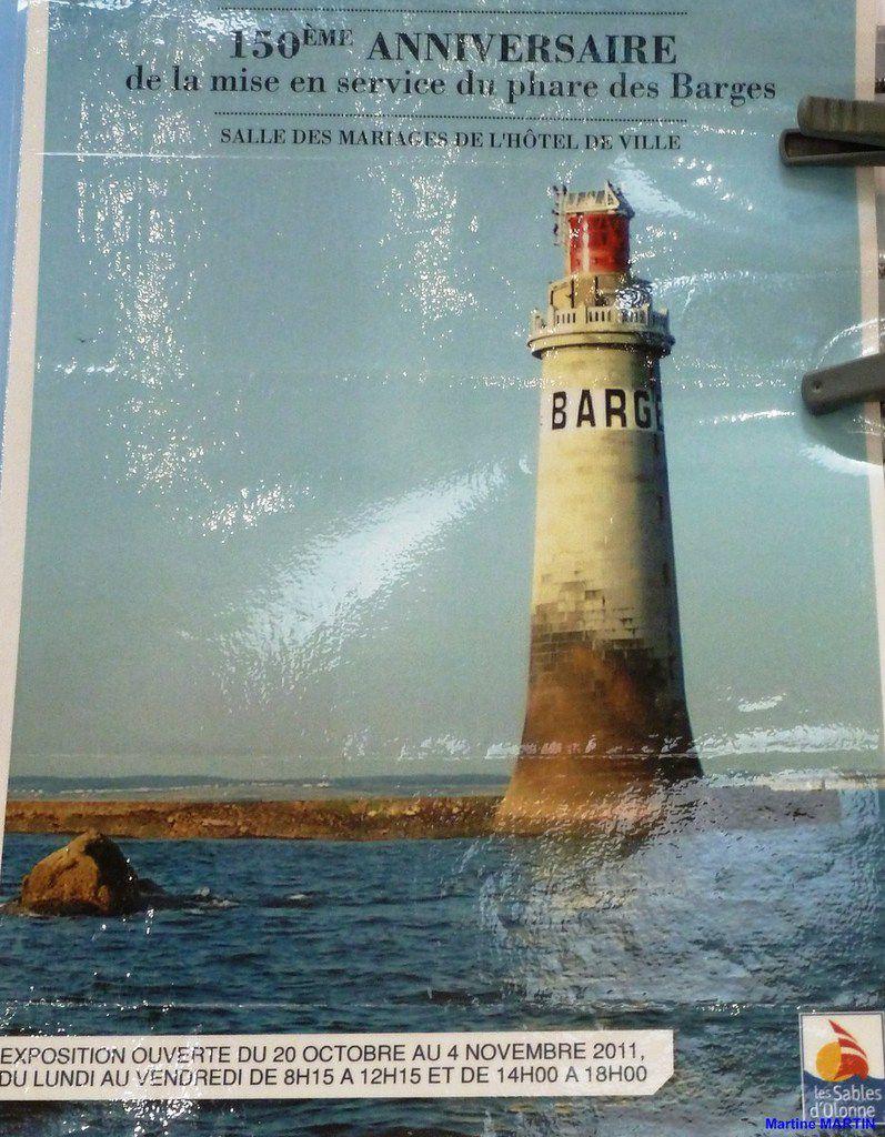 Le phare des barges / Les Sables d'Olonne