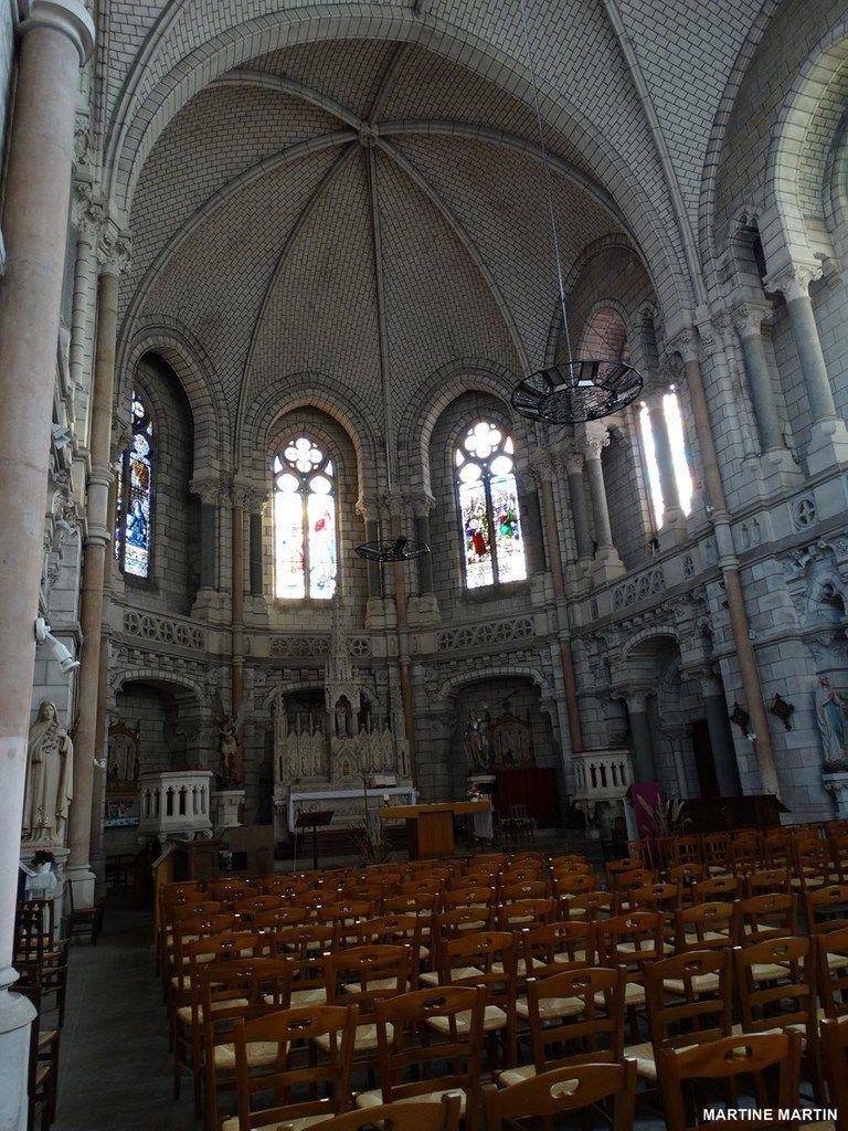 Eglise Saint-Etienne de Marans
