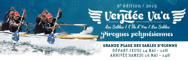 &quot&#x3B;Manuréva iTi&quot&#x3B; Pirogue polynésienne au prochain Vendée Va'a