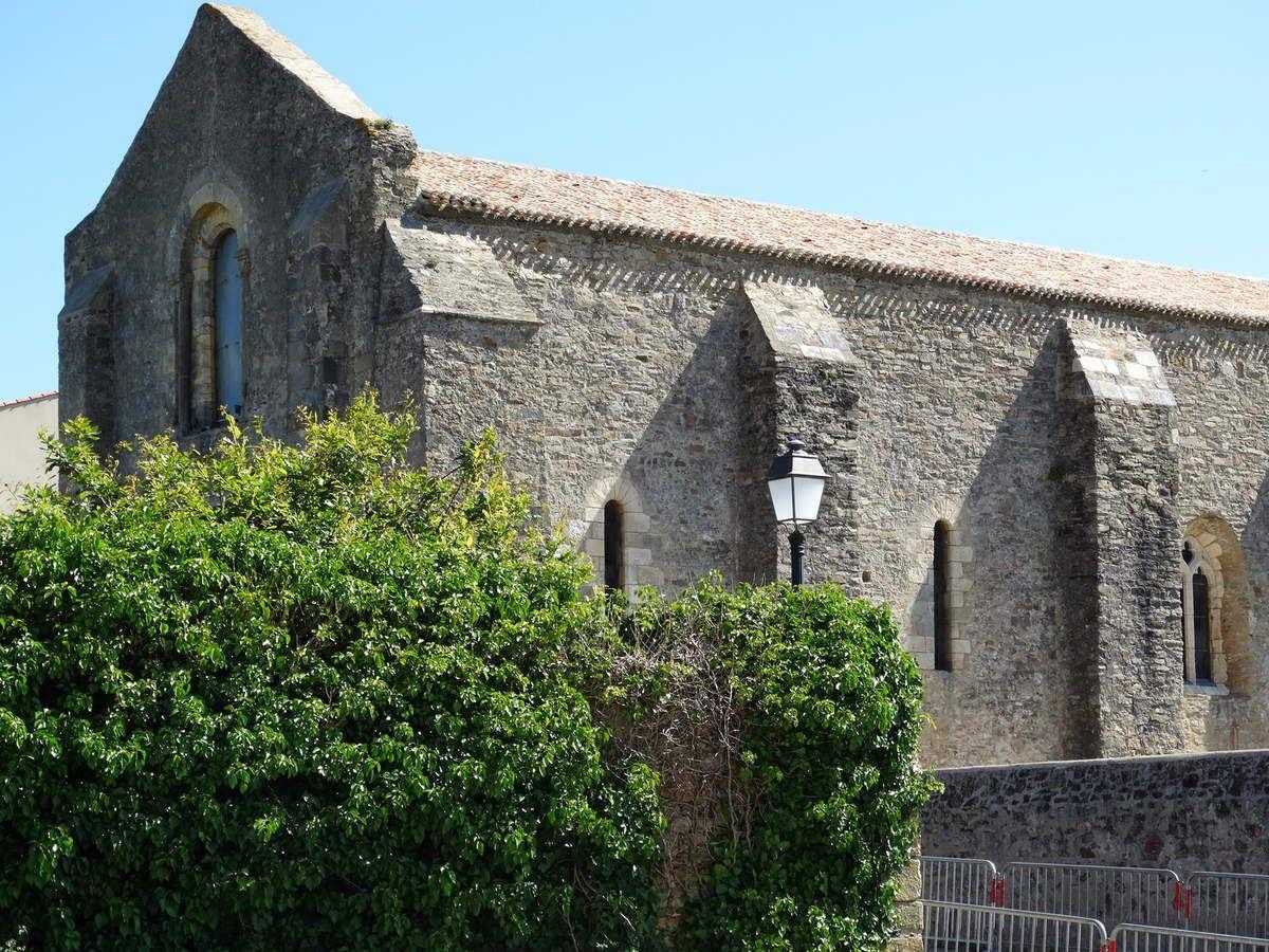 L'abbaye Saint Jean d'Orbestier hier et aujourd'hui