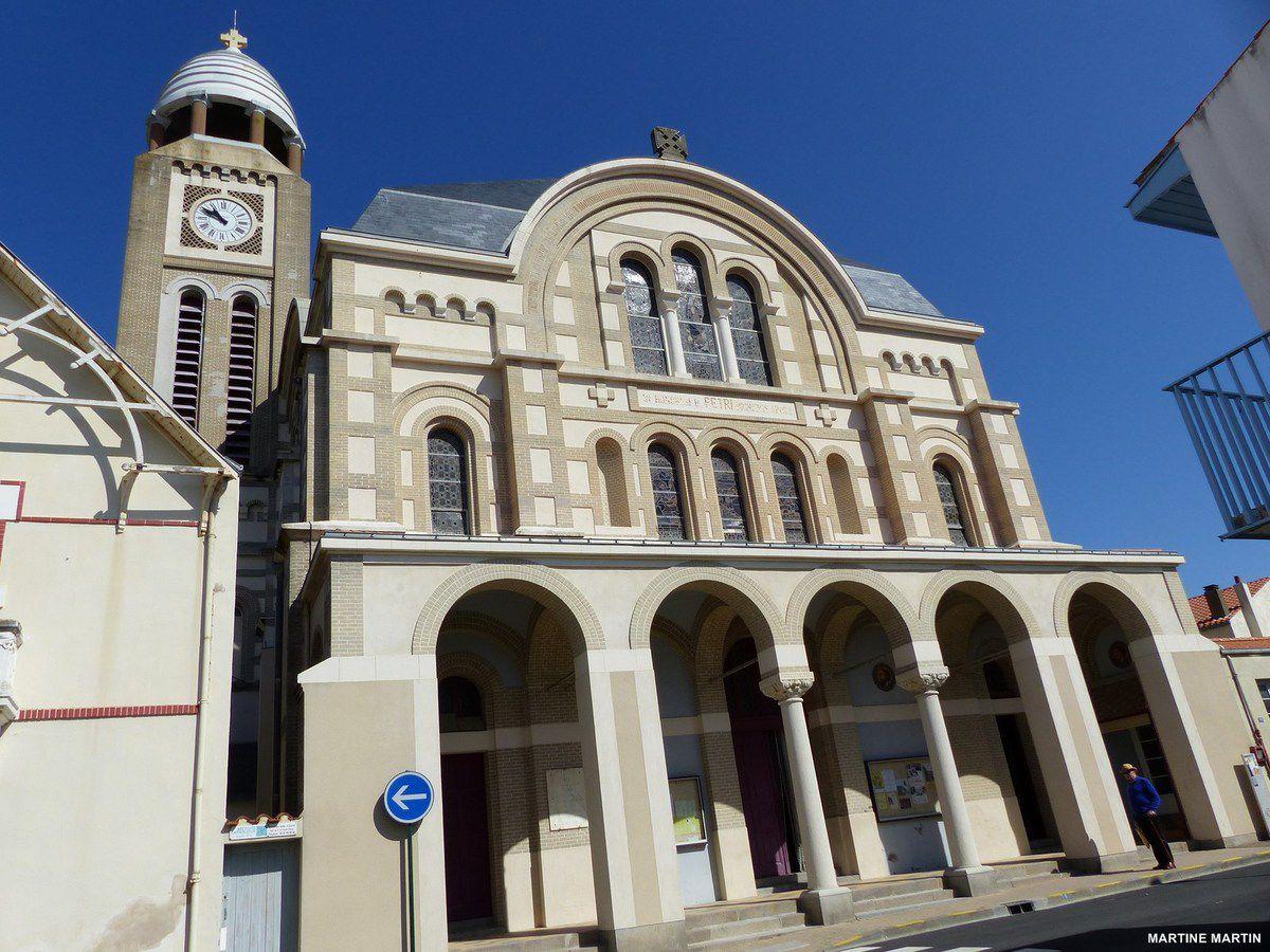 Eglise Saint-Pierre des Sables d'Olonne