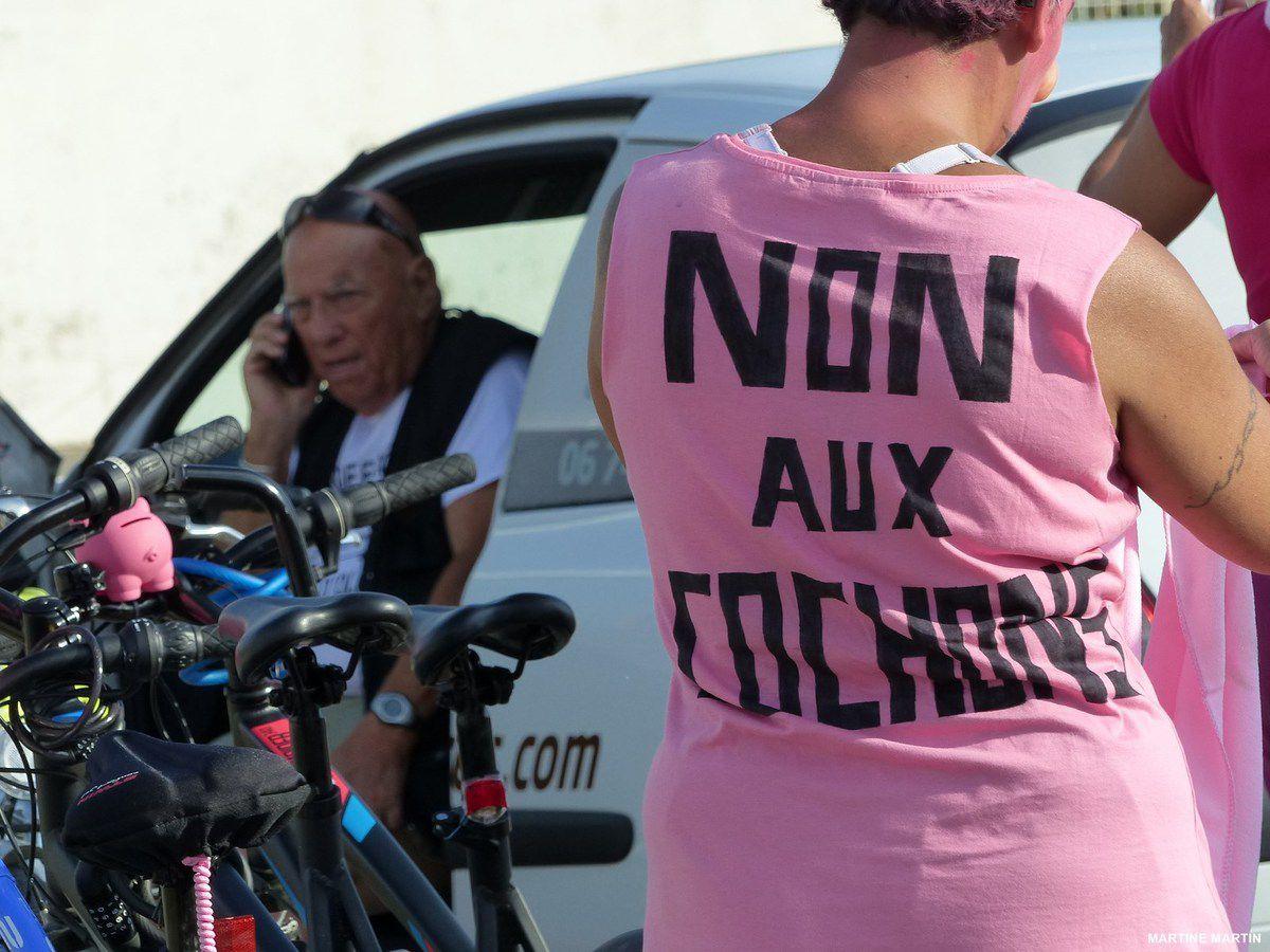 """Photos Rallye vélo """"Non à la porcherie industrielle de Poiroux"""""""