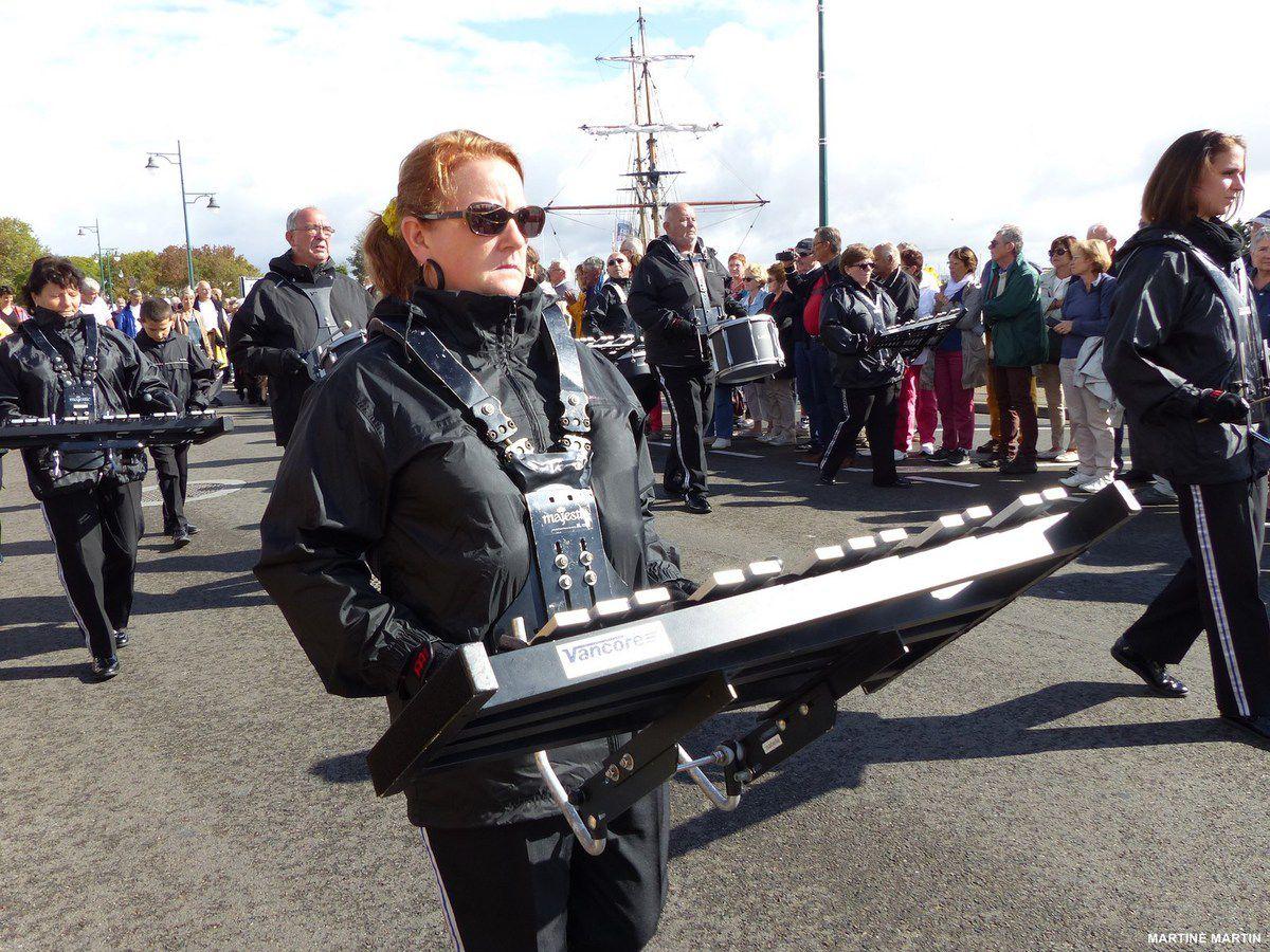 la grande bordée des Sables / Groupe de Percussions