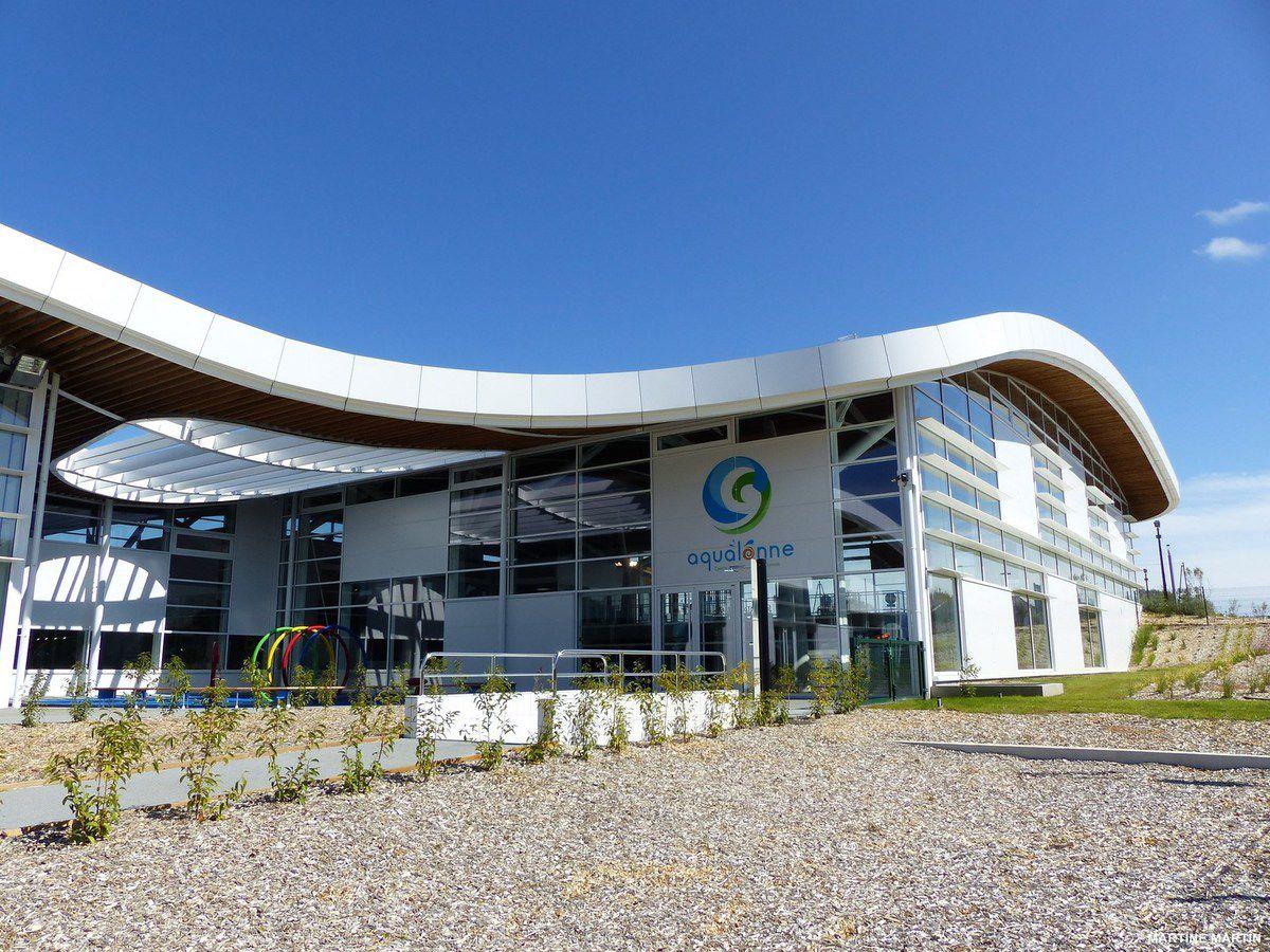 Visite du centre aquatique des olonnes la gazette des for Piscine les sables d olonne