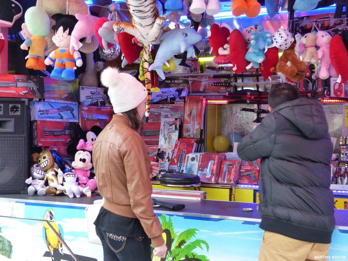 Photos foire des voleurs 2015