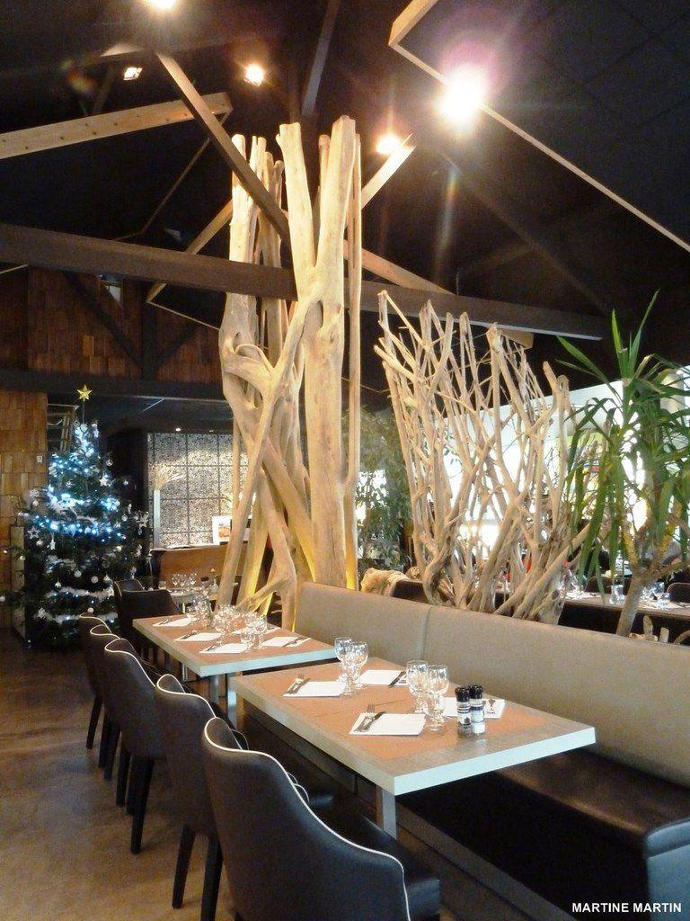 Restaurant les Sables d'Olonne : l'orée des pins