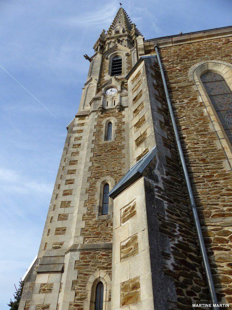 Eglise Notre-Dame de la forêt à La Mothe Achard