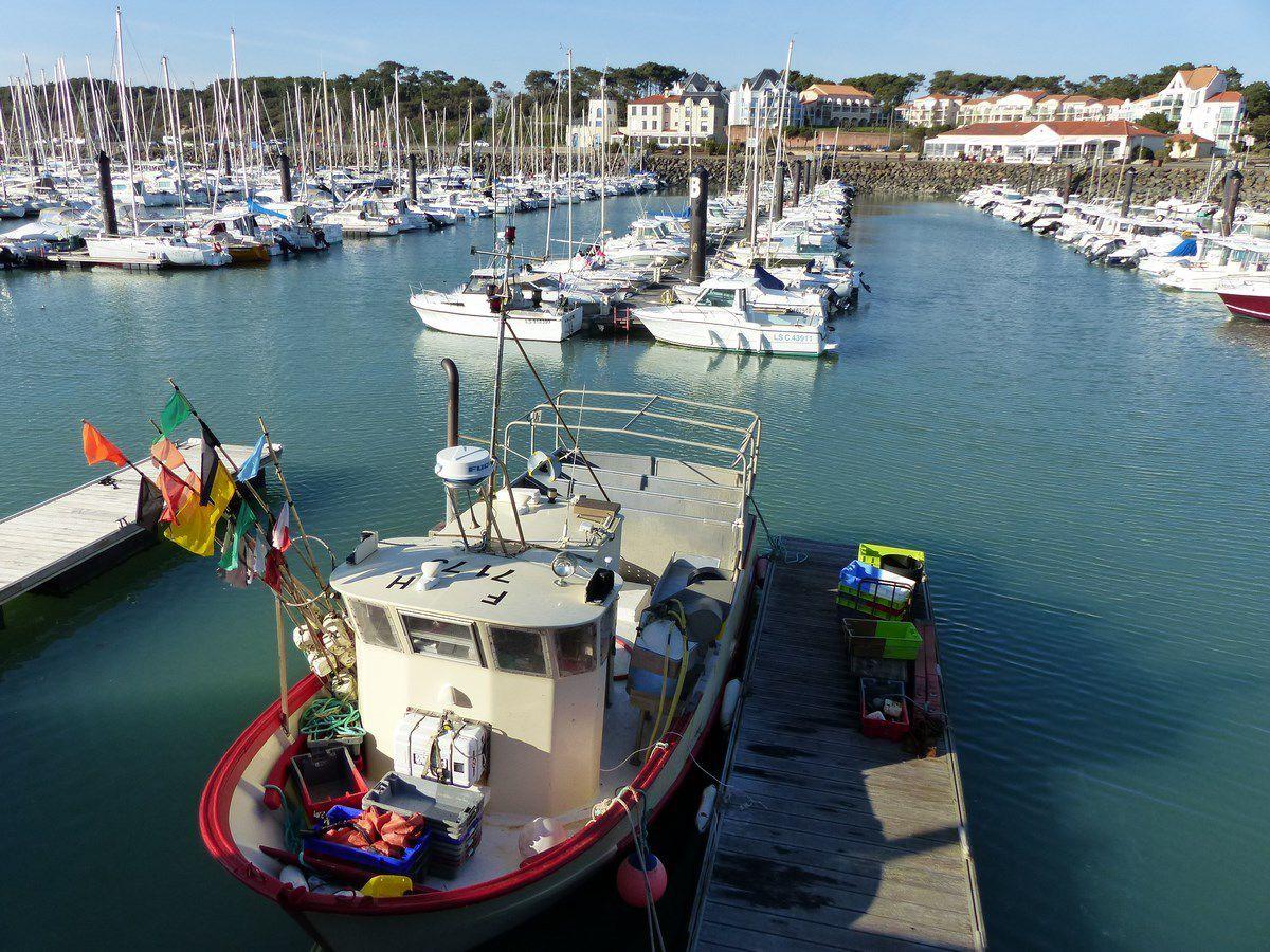 Port Bourgenay / Talmont Vendée