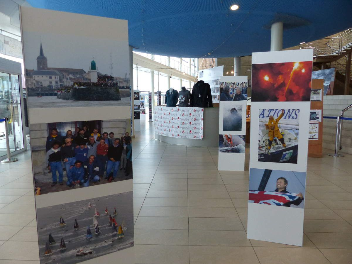 Photos exposition Come in Vendée aux Sables d'Olonne
