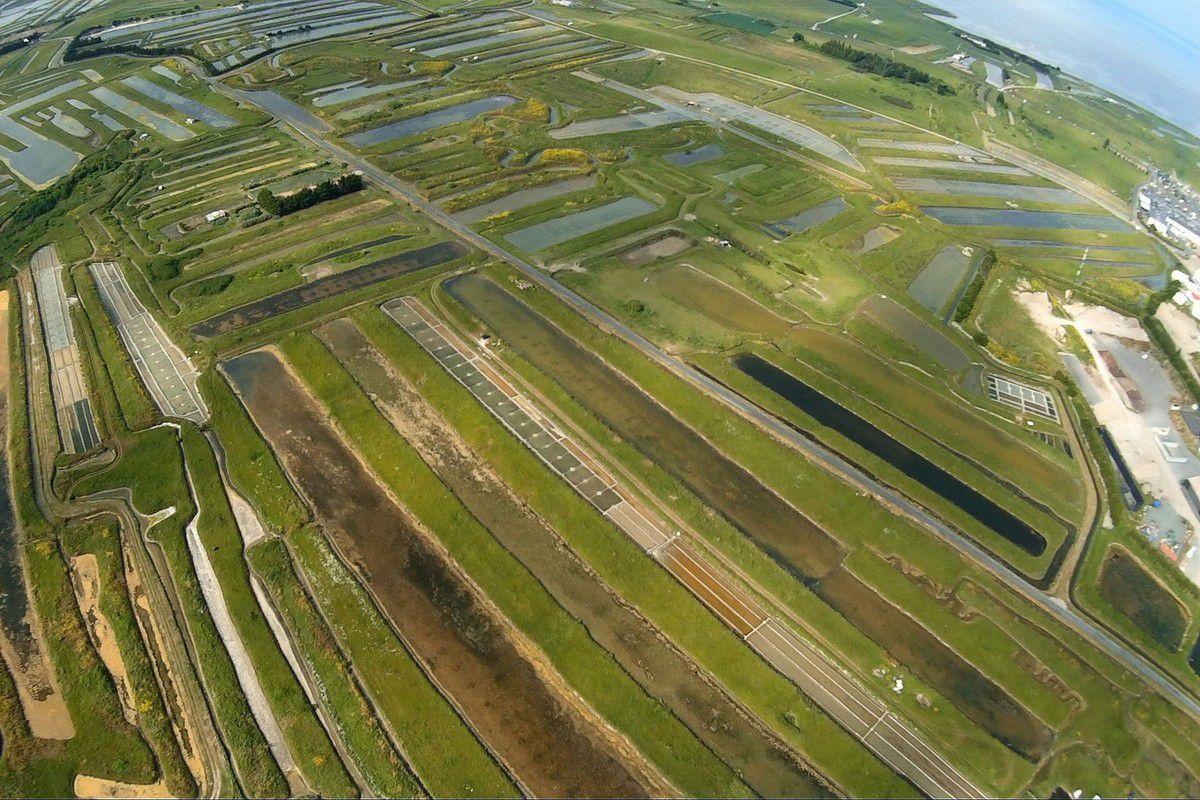 Photo aériennes de Noirmoutier