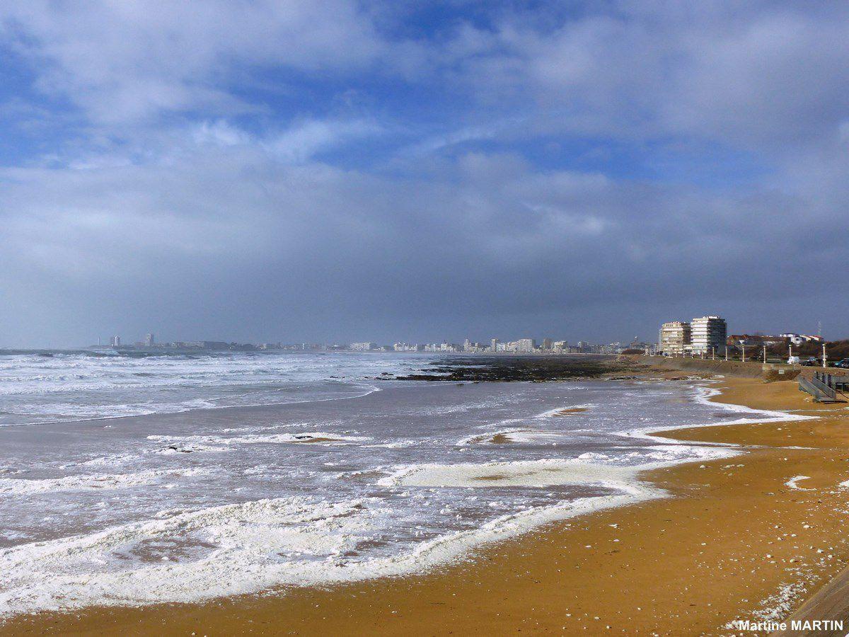 La plage du Tanchet