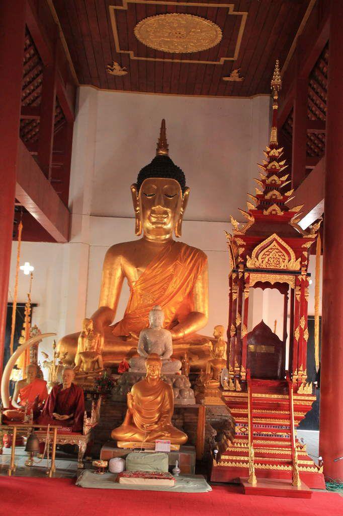 De retour en Thaïlande!